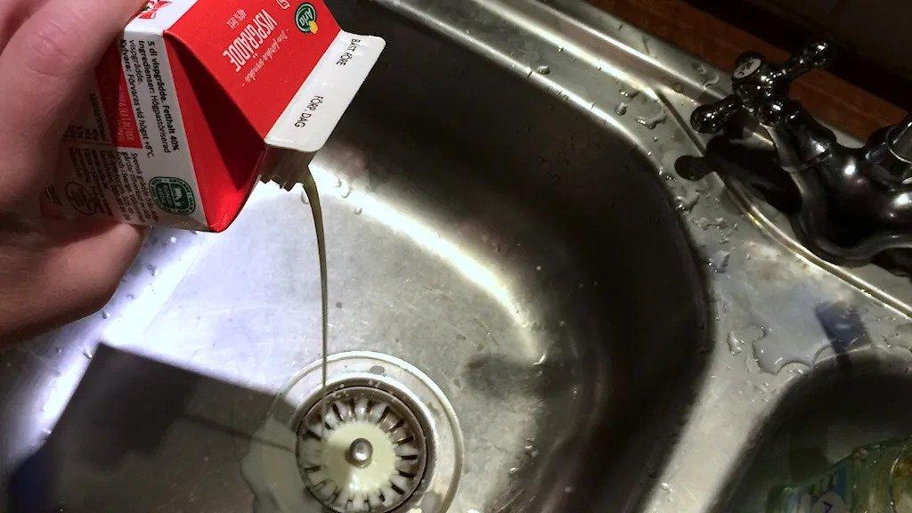"""Featured image for """"Häll inte fett i vasken!"""""""
